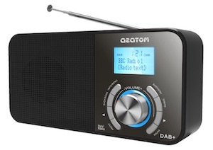 DBA Radio with DAB+